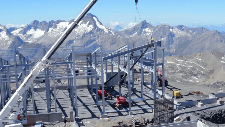 Les 2 Alpes se plient en 4 (Ep1)