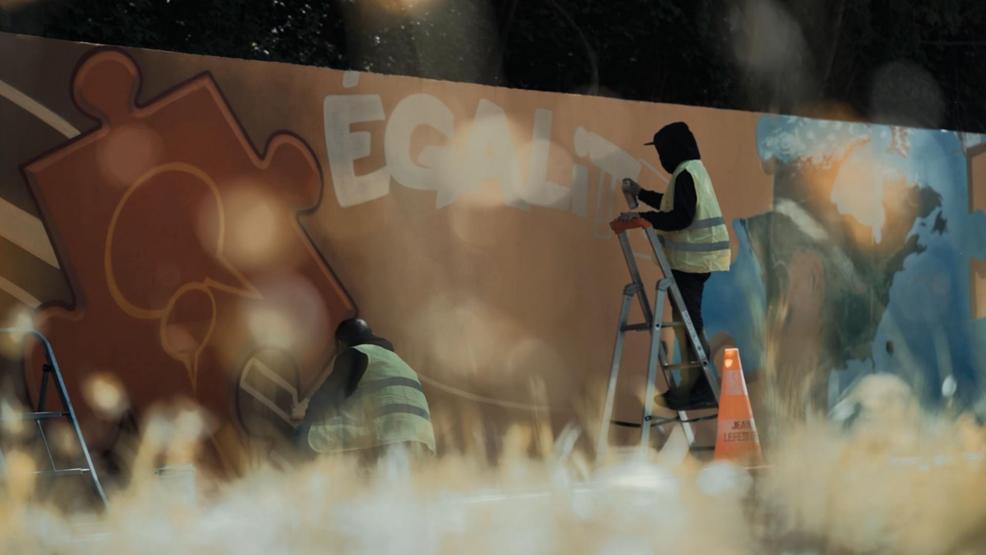 Graff et ouvrages d'arts
