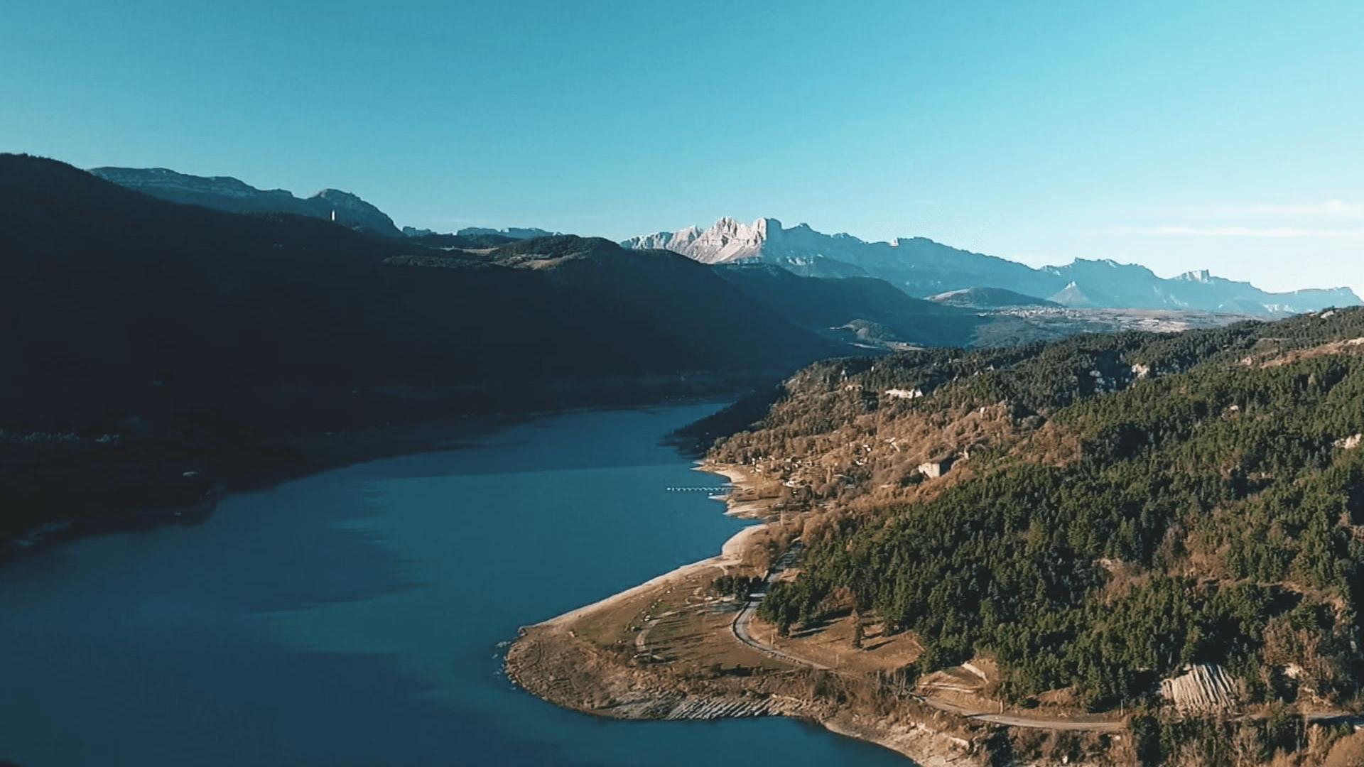 Lac Monteynard